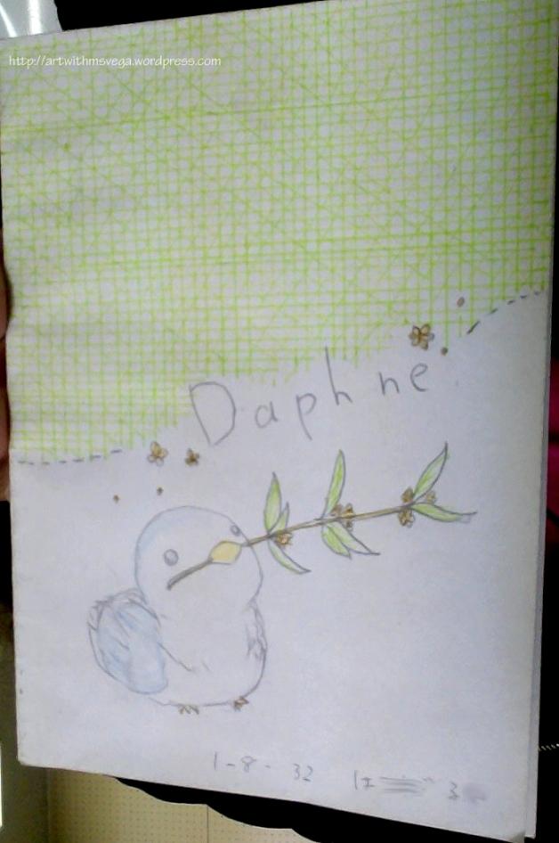 Daphne 1 WM